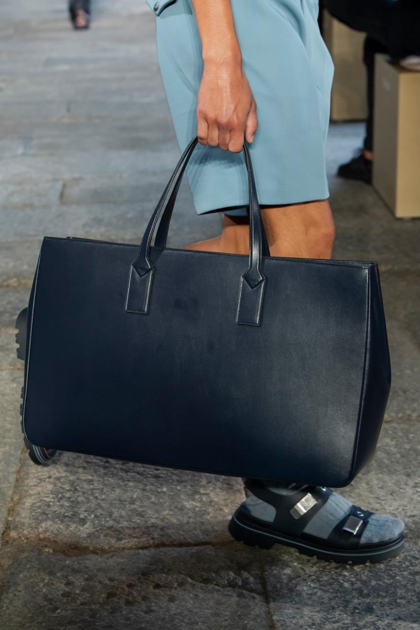 Boss  حقيبة يد من