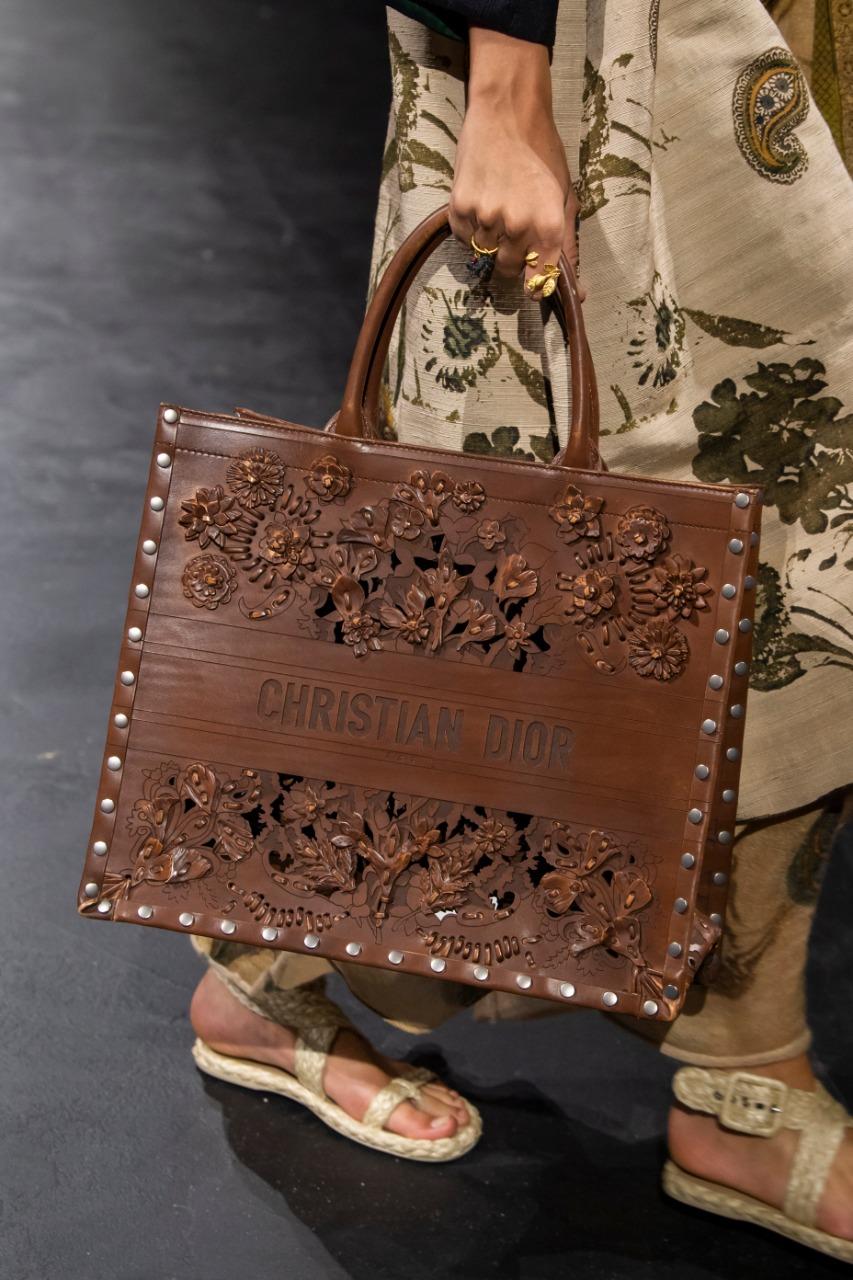 Christian Dior حقيبة يد من