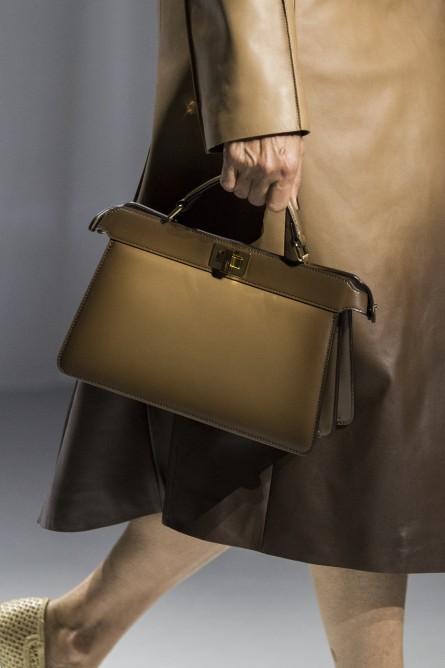 حقيبة كلاسيكية من فينديFendi