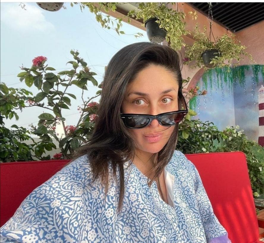 كارينا كابور بدون ماكياج - الصورة من حساب كارينا كابور على إنستغرام