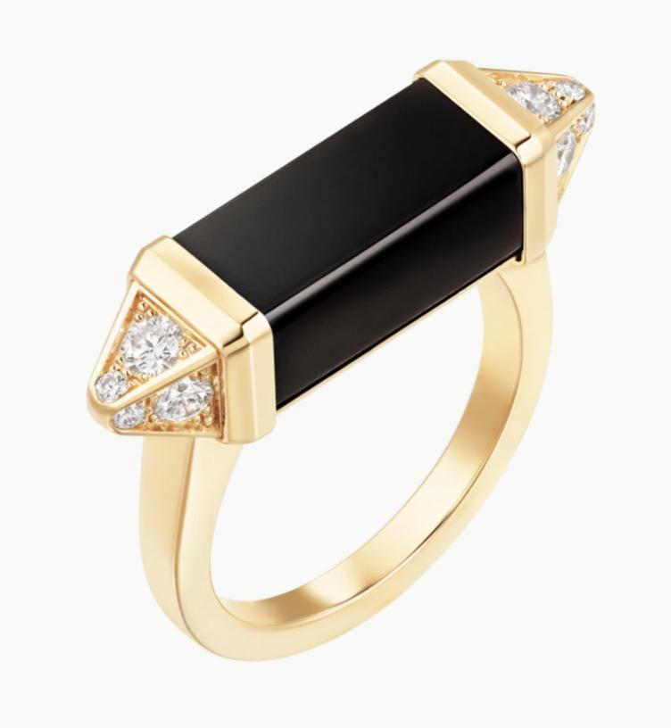 خاتم من مجموعة «لي بيرلانغو دو كارتييه» من كارتييه Cartier