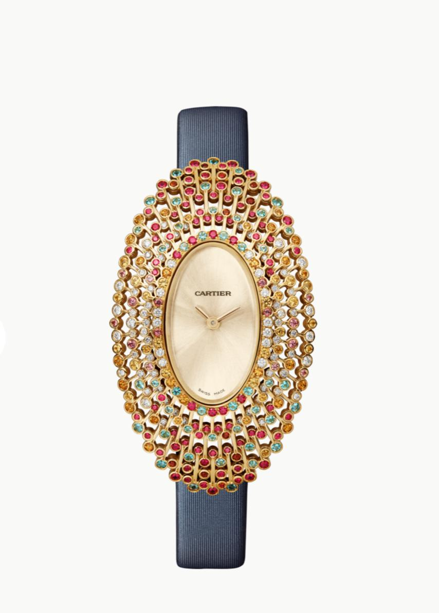 ساعة «كارتييه ليبر Cartier» من كارتييه Cartier
