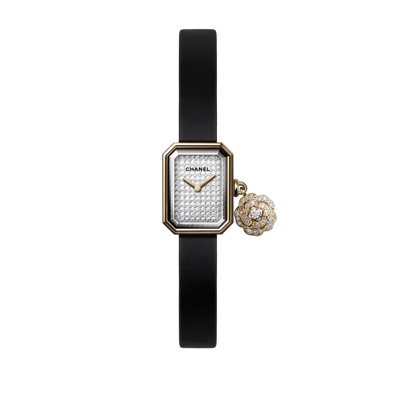 ساعة Première Extrait de Camélia من شانيل Chanel