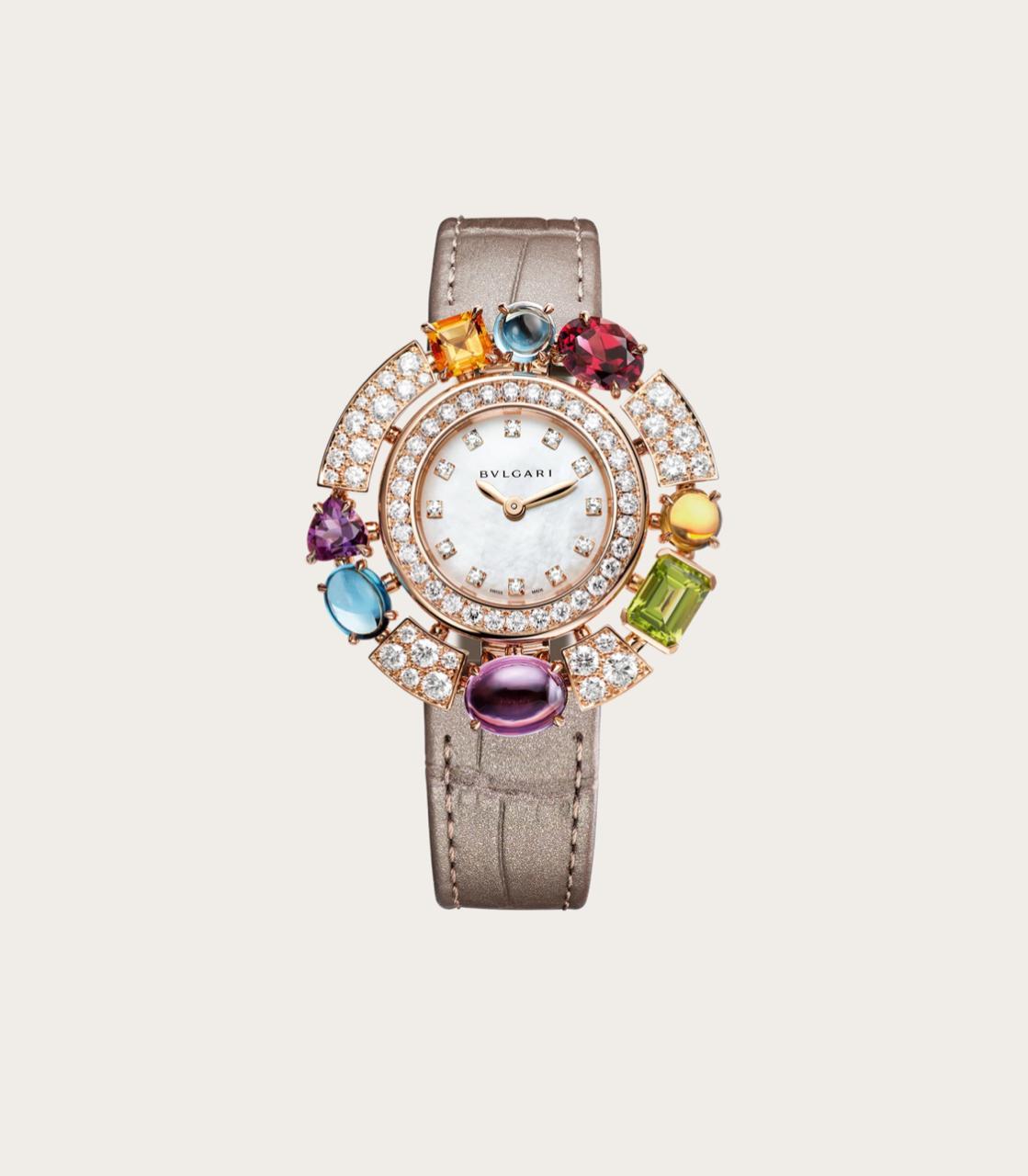 ساعة أليغرا من بولغري Bvlgari