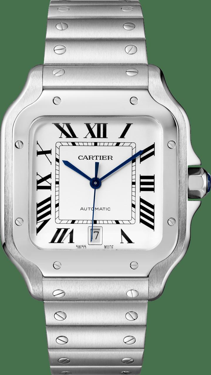 ساعة سانتوس دو كارتييه«Santos De Cartier»