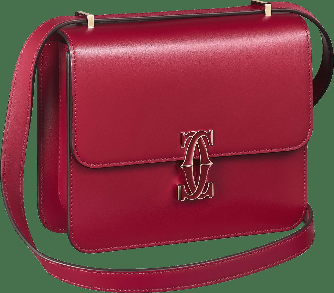 حقيبة كتف من مجموعة دوبل سي دو كارتييه«Double C De Cartier»