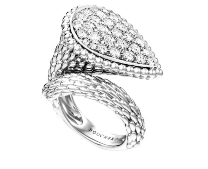 خاتم ألماس من بوشرون Boucheron