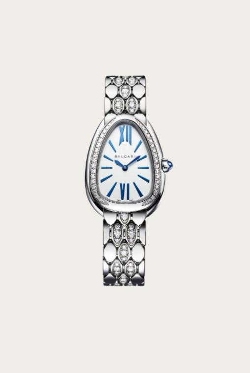 ساعة يد Serpenti من بولغري Bvlgari