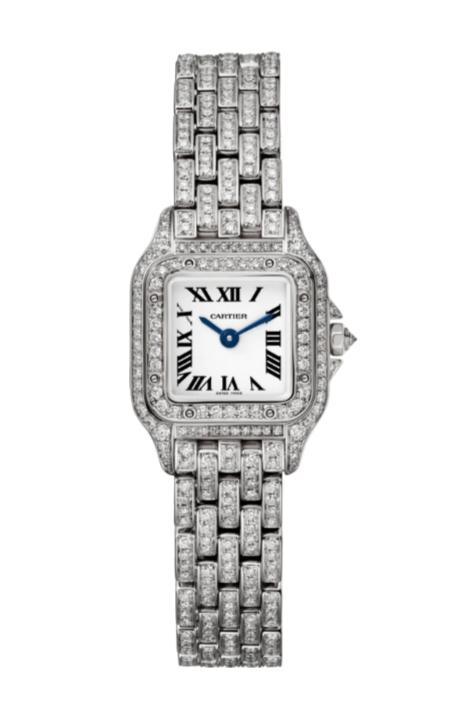 ساعة Panthére De Cartier من دار كارتييه Cartier