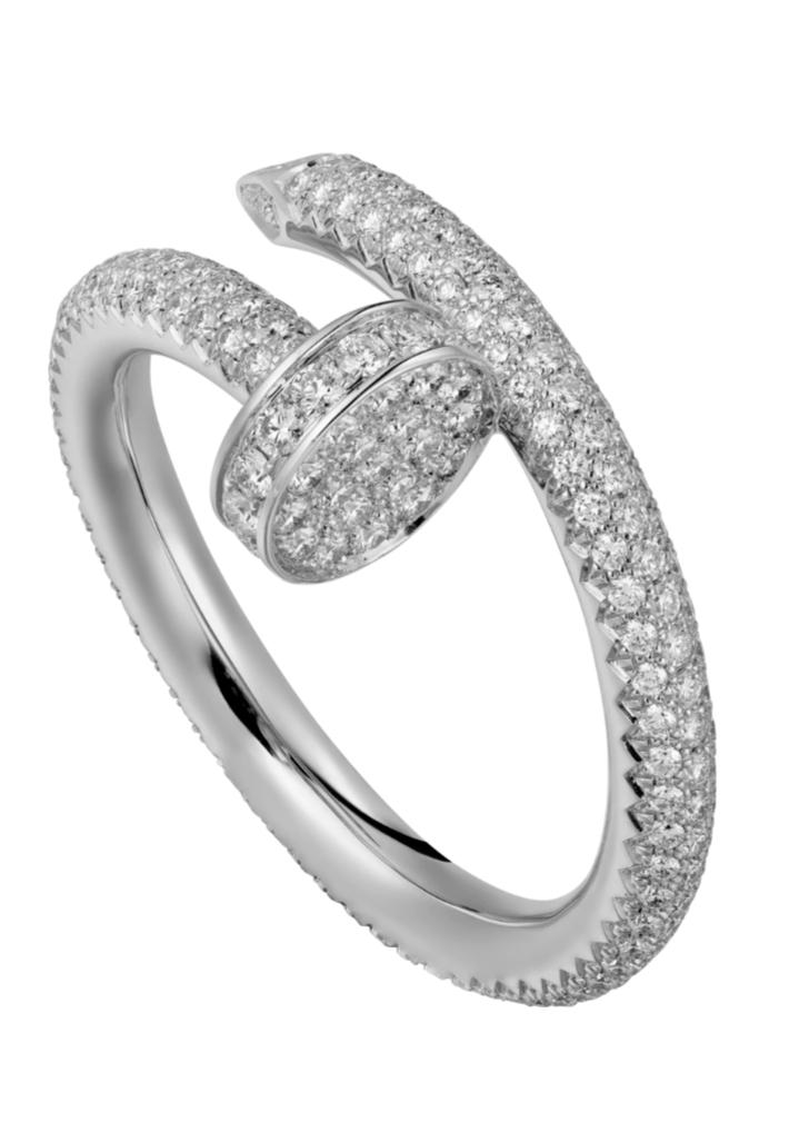 خاتم ألماس من كارتييه Cartier