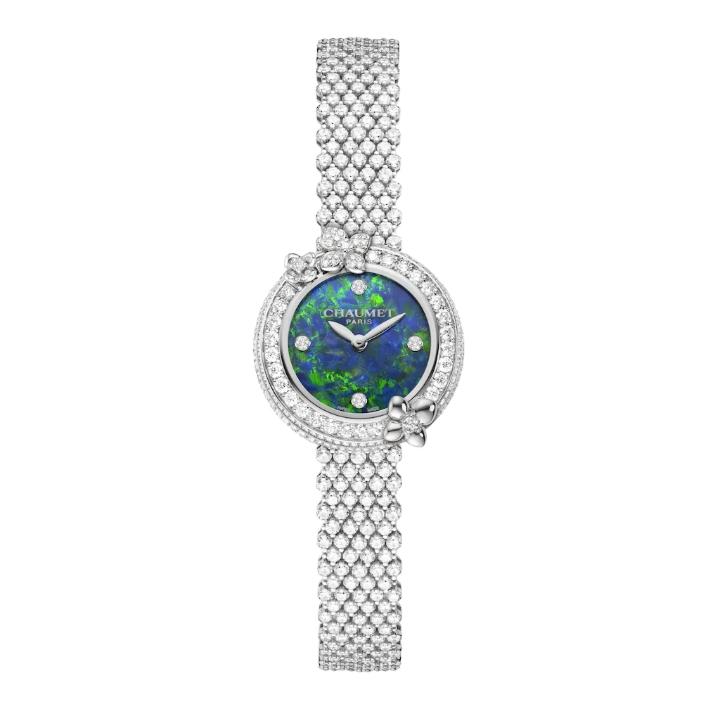 ساعة Hortensia Eden من شوميه Chaumet