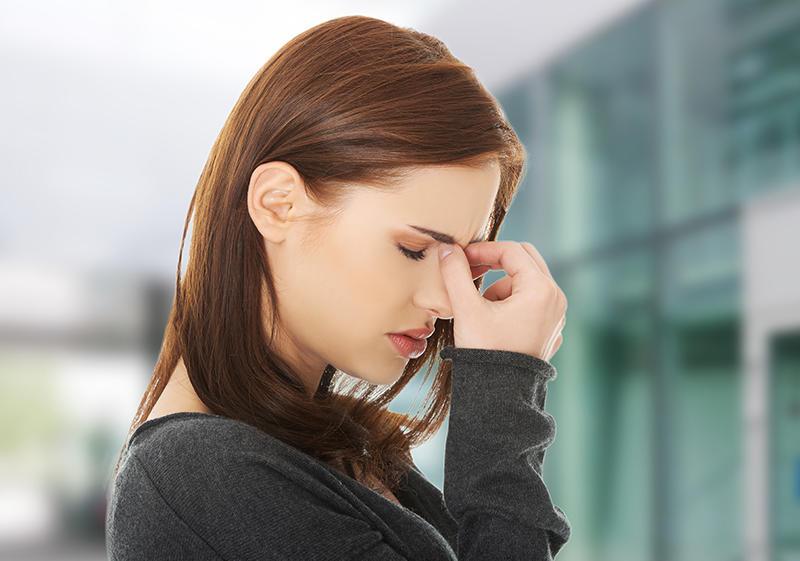 الصعوبة في التفكير من أعراض عدم القدرة على التركيز