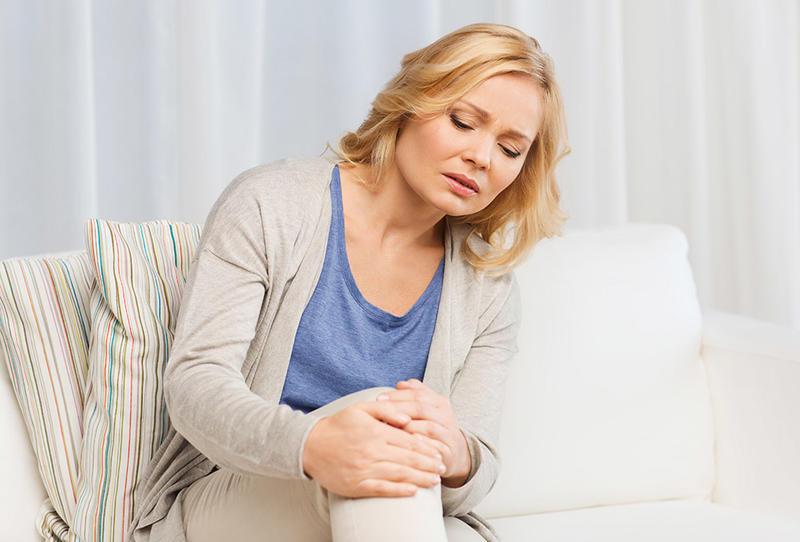 ألم المفاصل قد يشي بضرورة إنقاص الوزن
