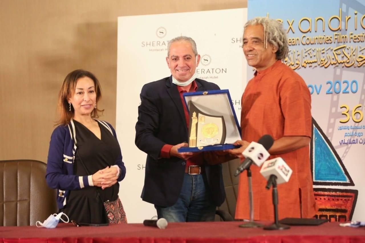 تكريم المخرج المغربي داوود ولاد السيد