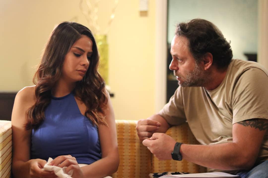 مع المخرج سيف الدين سبيعي