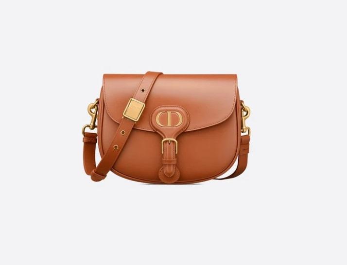 حقيبة من الجلد من Dior