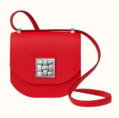 حقيبة من الجلد من Hermes