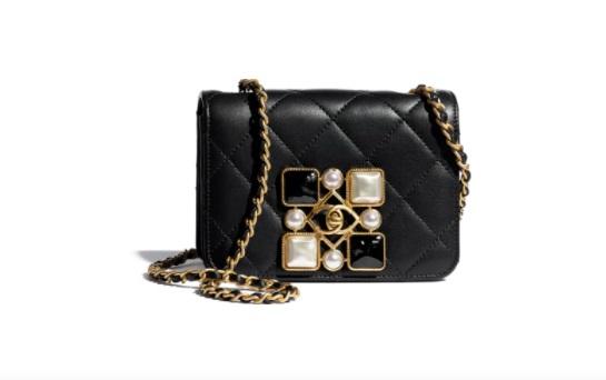 حقيبة كتف من Chanel
