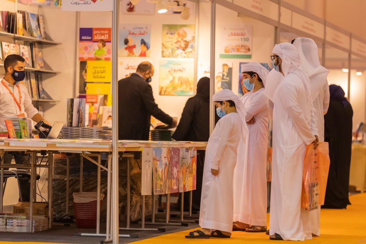 رفد مكتبات الشارقة بجديد دور النشر العربية والعالمية