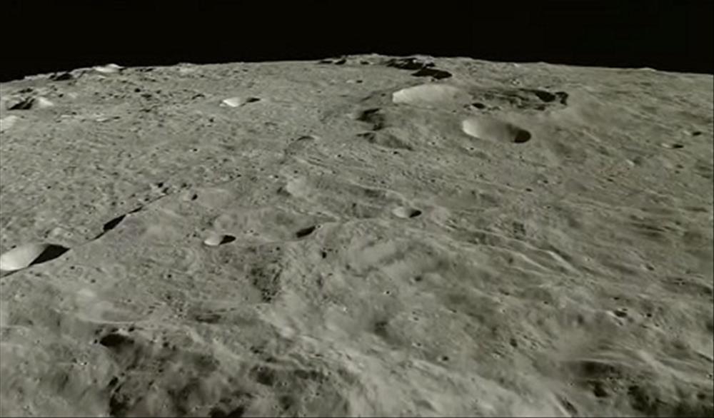 عينات من القمر
