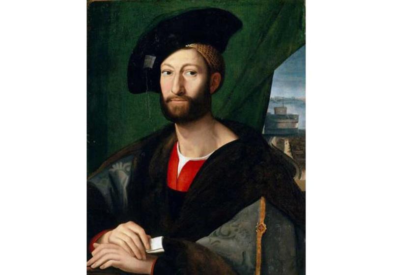 الرسام الإيطالي سالاي