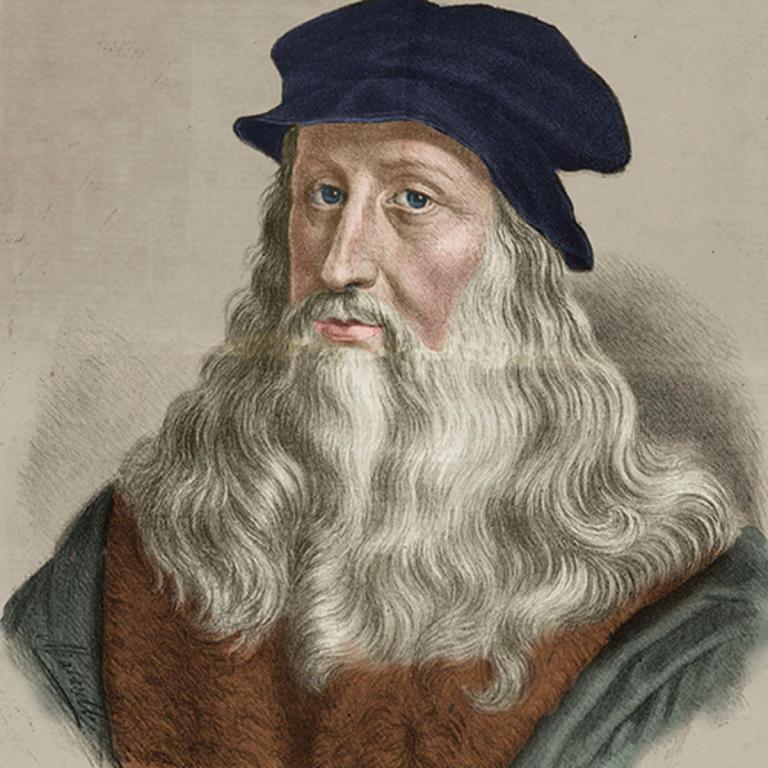 ليوناردو دا فينتشي