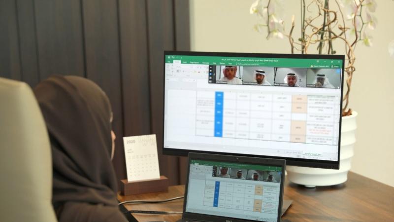 جلسات حوارية افتراضية