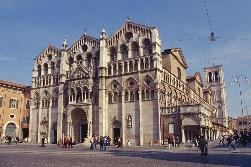 معالم سياحية في ايطاليا