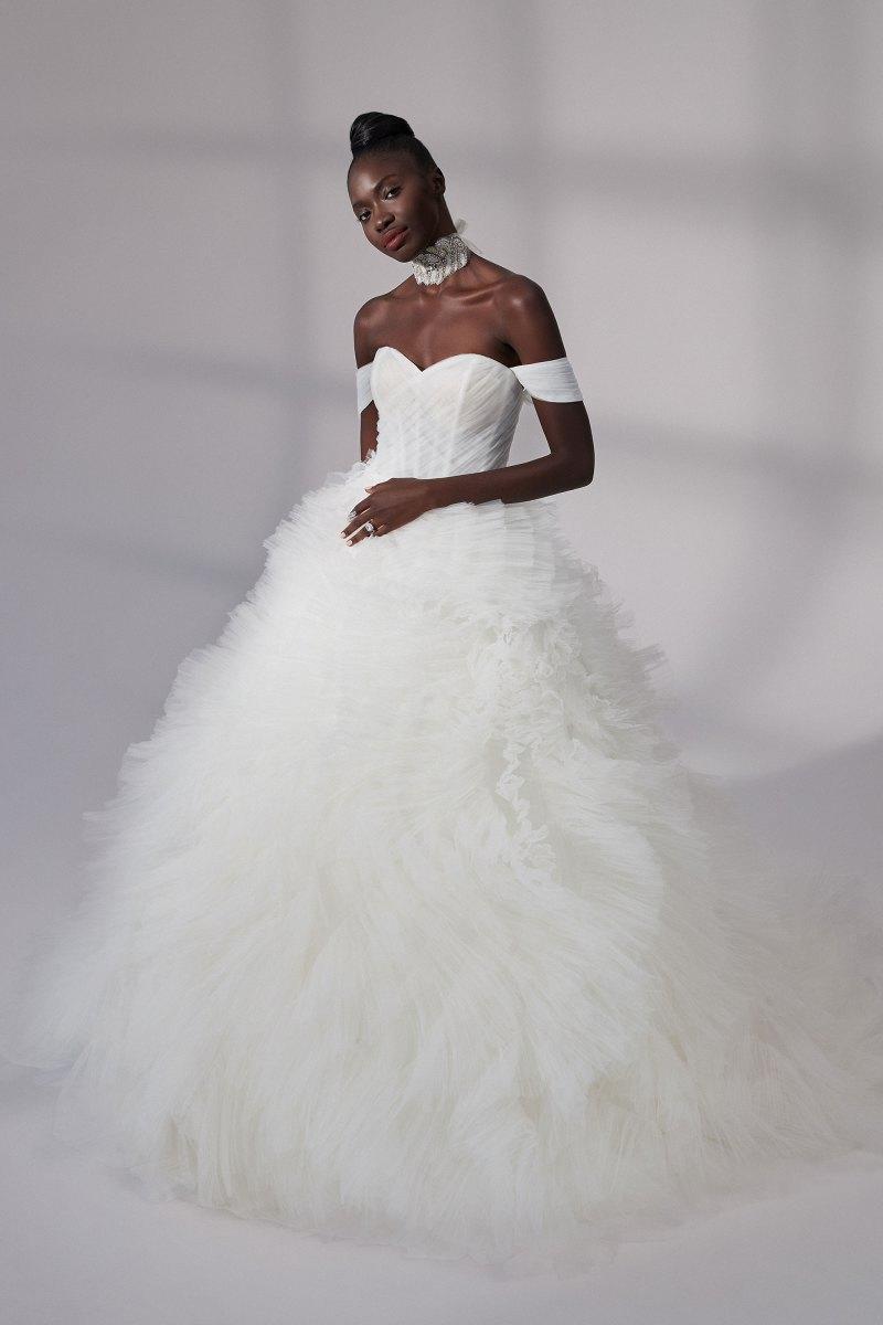 فستان زفاف جاستن ألكسندر Justin Alexander