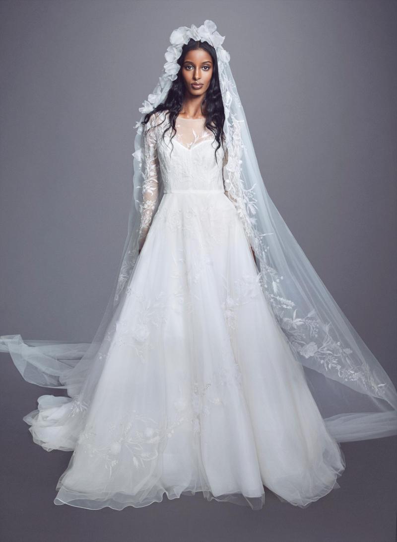 فساتين زفاف ماركيزا Marchesa