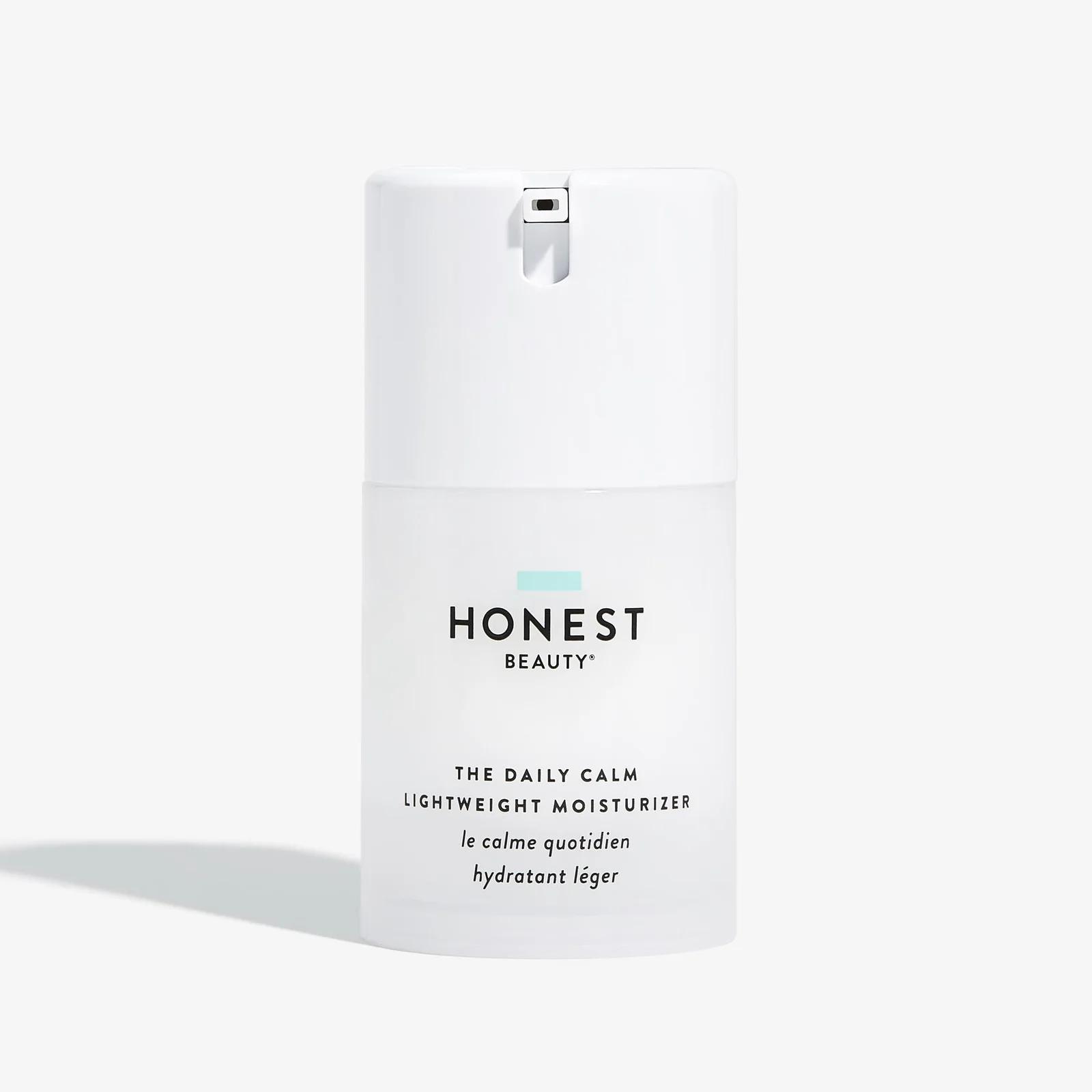 Honest Beauty The Daily Calm Lightweight Moisturizer