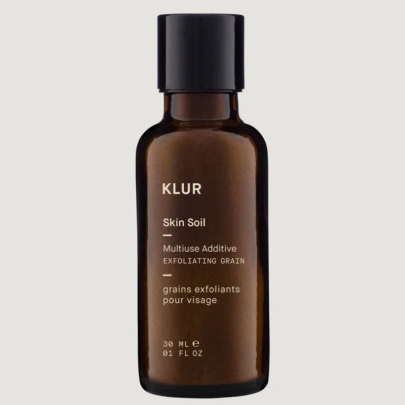 Klur Skin Soil Multiuse Additive Exfoliating Grain