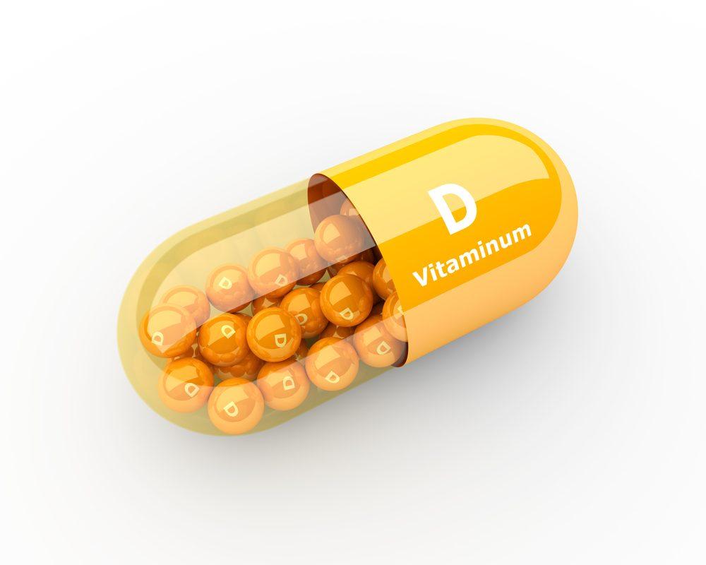 الفيتامين E لمنع تلف وتكسر الأظافر