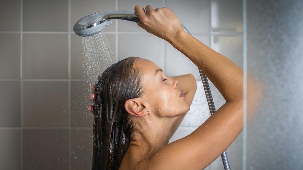 التعرض للماء الساخن لوقت طويل