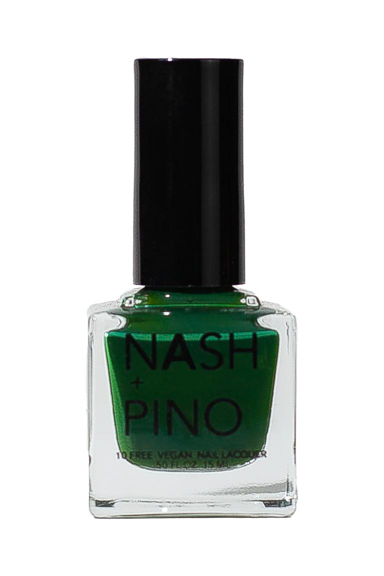 مناكير أخضر من Nash + Pino