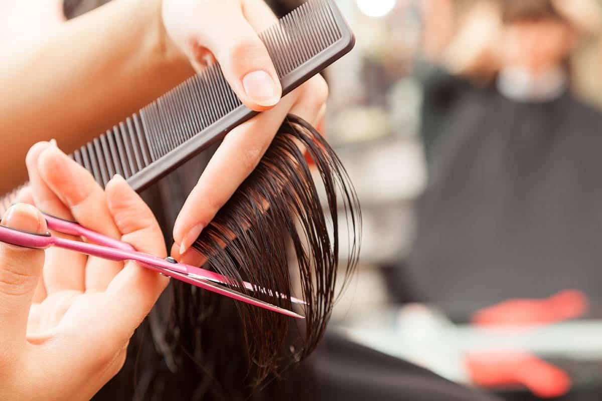 علاج الشعر بعد الكيمياوي