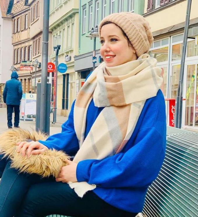 لفات حجاب الشتاء