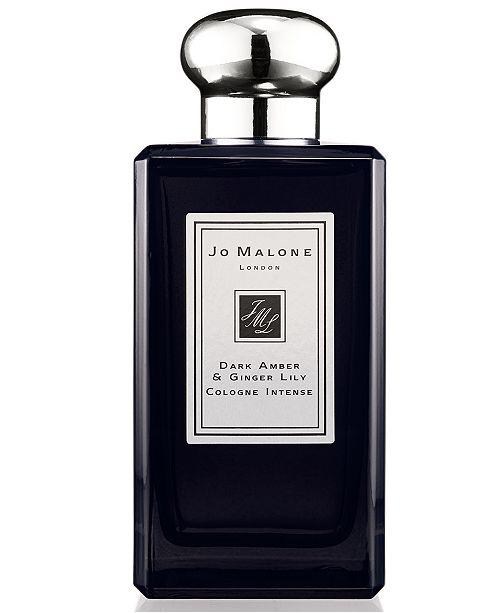 ‏Jo Malone Dark Amber & Ginger Lily