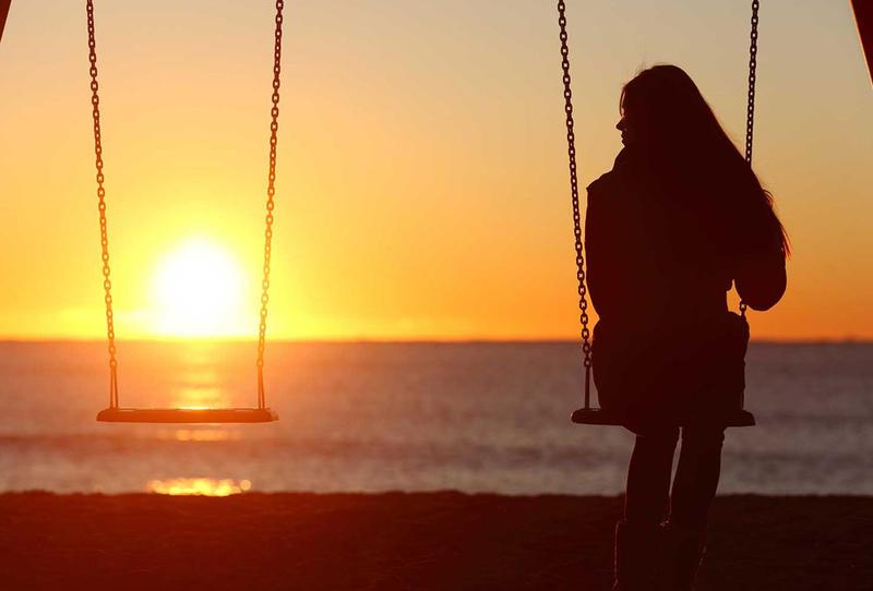 الفراغ العاطفي هو حالة خطيرة