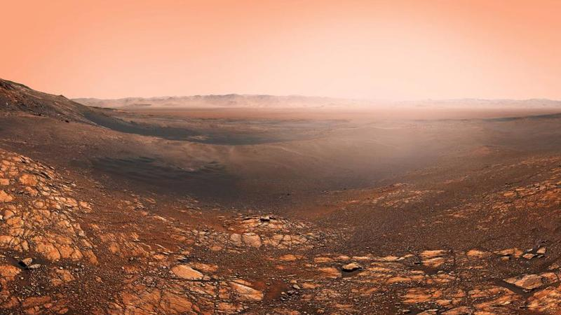 بحيرات تحت جليدية على كوكب المريخ