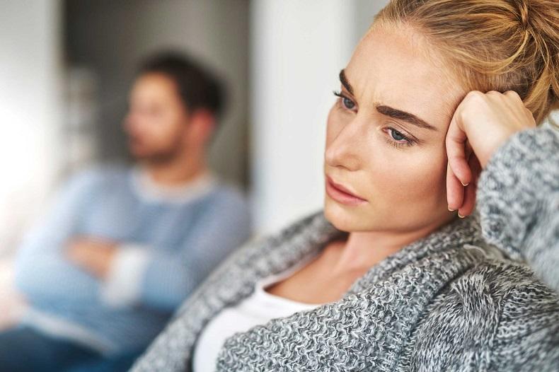 الإحباط الجنسي يسبب التعاسة للزوجين