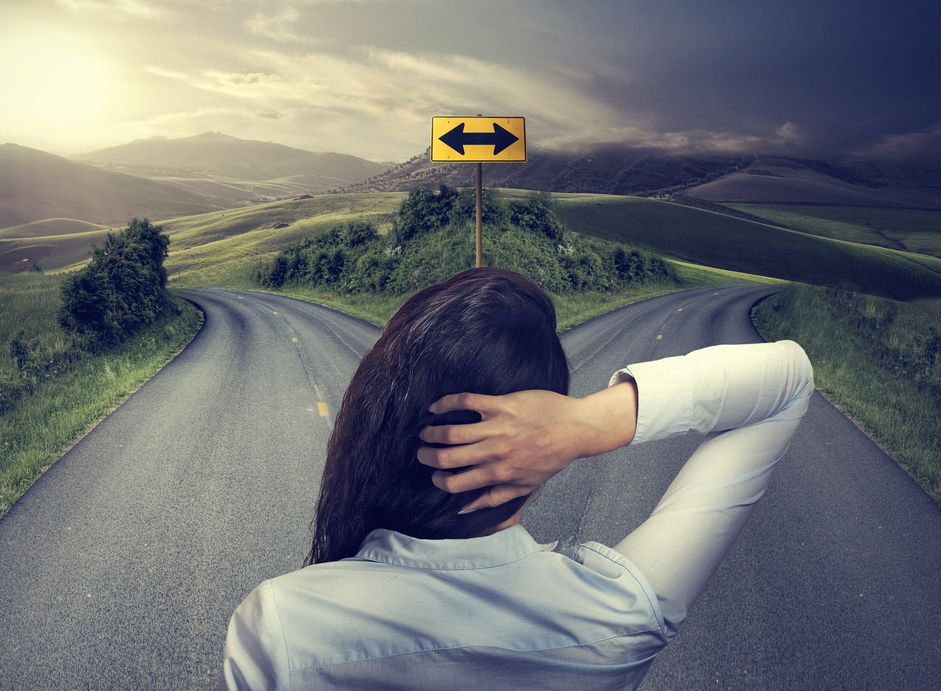 خطوات اتخاذ القرار الأنسب