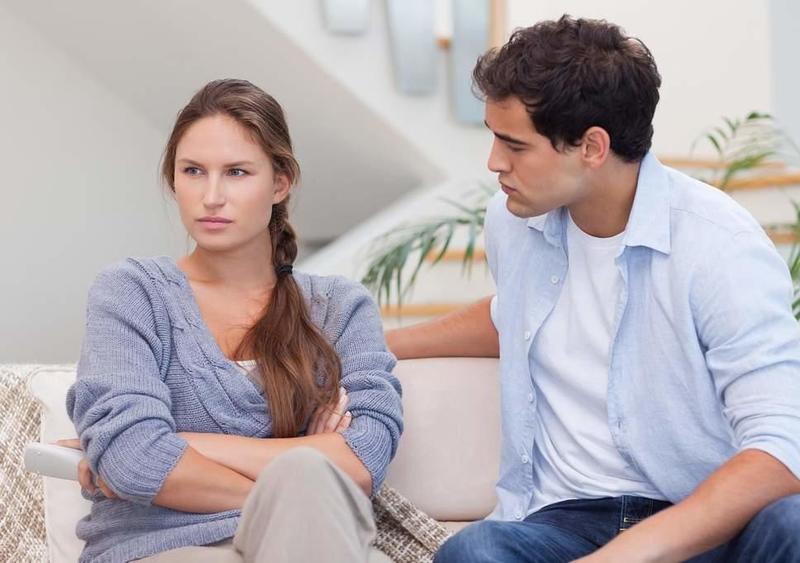 تعامل الزوجة مع الزوج