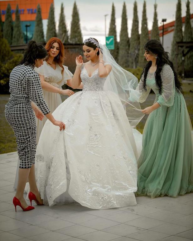 زفاف هيفاء حسوني