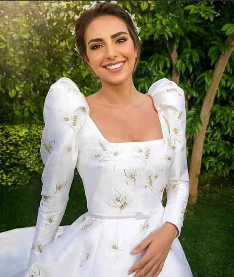 زفاف ملكة جمال لبنان فاليري أبو شقرا