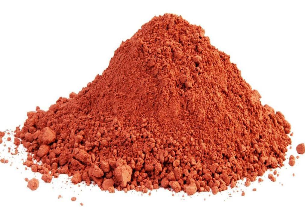 الطين الأحمر