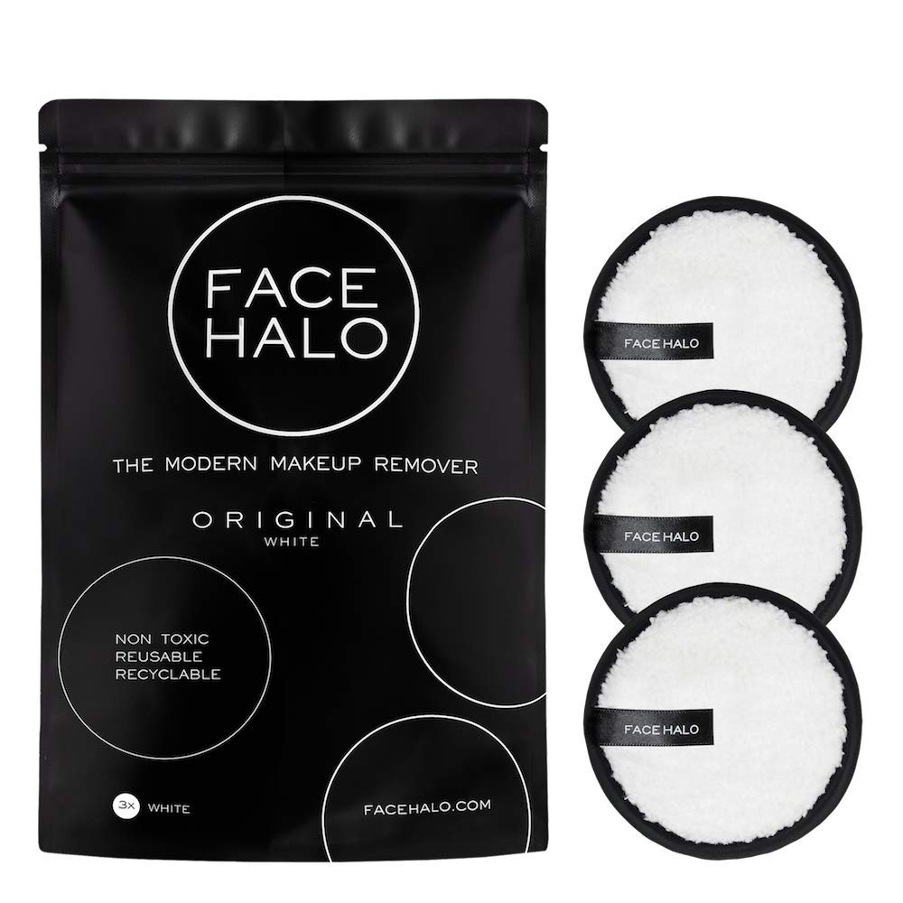 Face Halo  Reusable Makeup Remover Pads