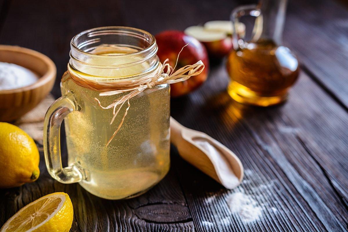 خلطة عصير البصل والليمون