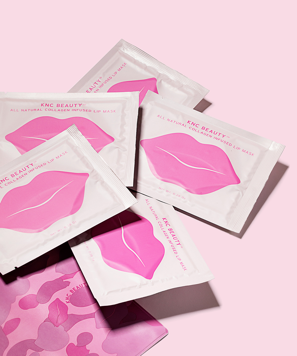 KNC Beauty The Lip Mask (Box set of 5), AED115