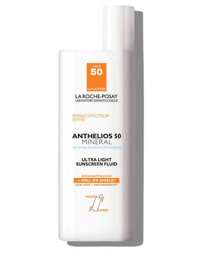 La Roche Posay Anthelios 60 Ultra Light Sunscreen Fluid